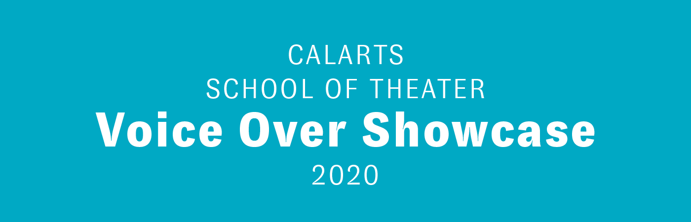 Voice Over Showcase 2020